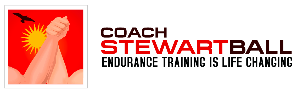 Coach Stewart Ball - Endurance Training is Life Changing
