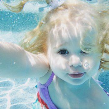 Learn to Swim at Jim Montgomery Swim School.