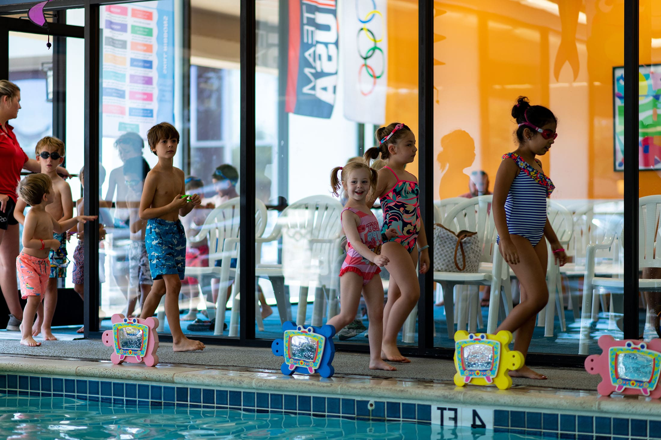 Are Swimming classes in irving tx for adults everything