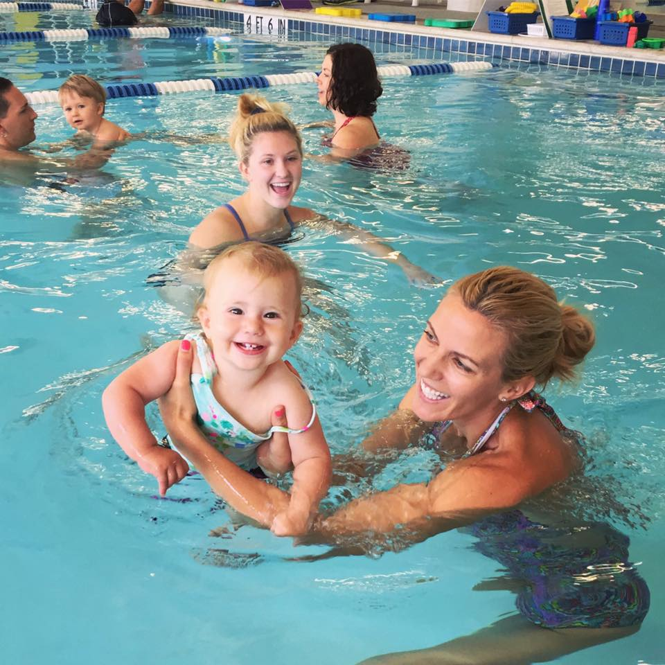 Baby Swimming Lessons